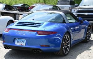 Porsche - Jay Peak 20160619 0314